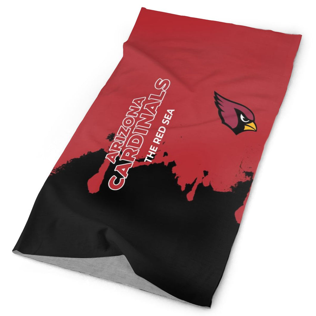Cardinals Team Multi-Functional Seamiess Rave Mask Bandana-Heroinhere