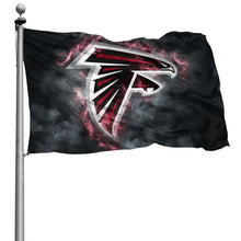 Load image into Gallery viewer, Falcons Illustration Art Flag 4*6 ft-Heroinhere
