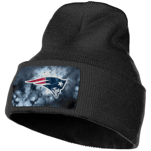 Patriots Illustration Art Knit Hat Cap-Heroinhere