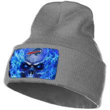 Load image into Gallery viewer, 3D Skull Bills Knit Hat Cap-Heroinhere