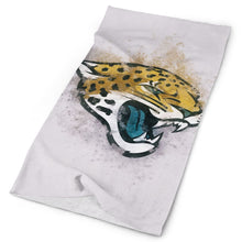 Load image into Gallery viewer, Jaguars Logo Multi-Functional Seamiess Rave Mask Bandana-Heroinhere
