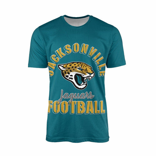 Jaguars Team T-shirts For Men-Heroinhere