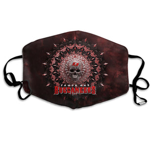 Buccaneers Anti-infective Polyester Face Mask-Heroinhere
