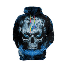 Load image into Gallery viewer, QIANOU66 3D Skull Lions Hoodies For Men Pullover Sweatshirt-Heroinhere