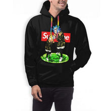Load image into Gallery viewer, Rick And Morty Black Hoodies For Men-Heroinhere