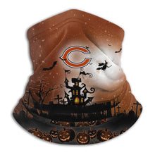 Load image into Gallery viewer, Bears Football Team Halloween Seamless Face Mask Bandanas-Heroinhere