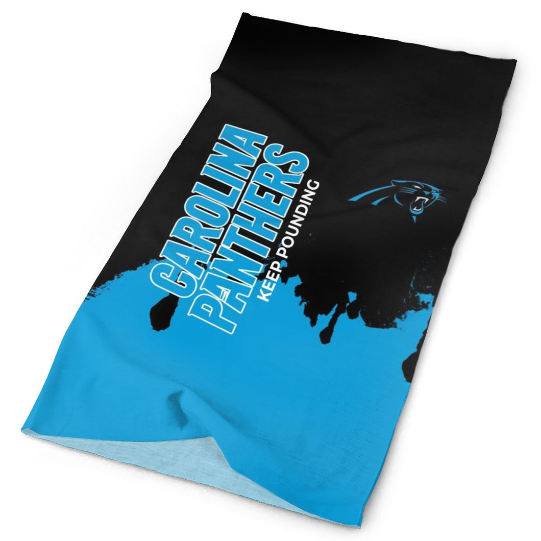 Panthers Team Multi-Functional Seamiess Rave Mask Bandana-Heroinhere