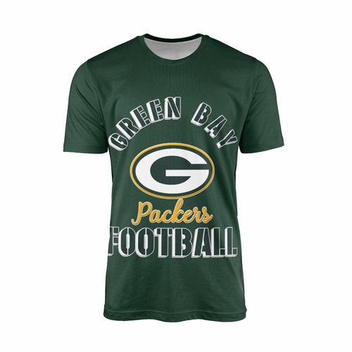 Packers Team T-shirts For Men-Heroinhere