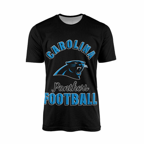 Panthers Team T-shirts For Men-Heroinhere