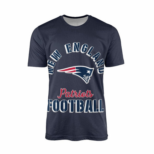 Patriots Team T-shirts For Men-Heroinhere