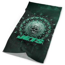 Load image into Gallery viewer, Jets Multi-Functional Seamiess Rave Mask Bandana-Heroinhere