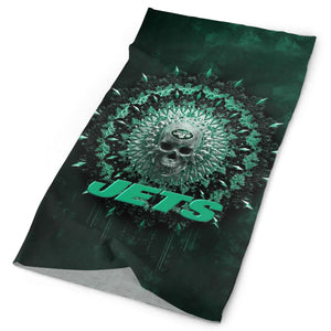 Jets Multi-Functional Seamiess Rave Mask Bandana-Heroinhere
