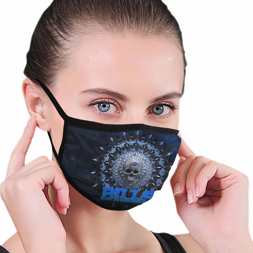 Bills Anti-infective Polyester Face Mask-Heroinhere