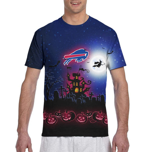 Bills Football Team Halloween T Shirts-Heroinhere
