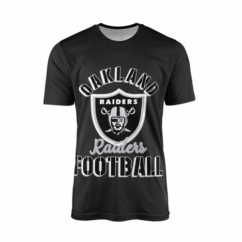 Raiders Team T-shirts For Men-Heroinhere
