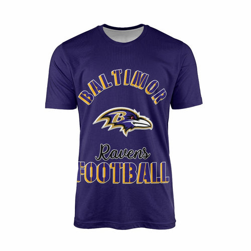 Ravens Team T-shirts For Men-Heroinhere