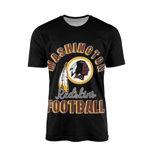 Redskins Team T-shirts For Men-Heroinhere