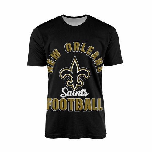 Saints Team T-shirts For Men-Heroinhere