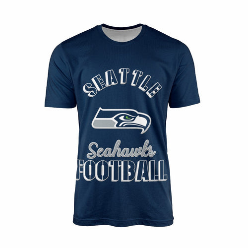 Seahawks Team T-shirts For Men-Heroinhere