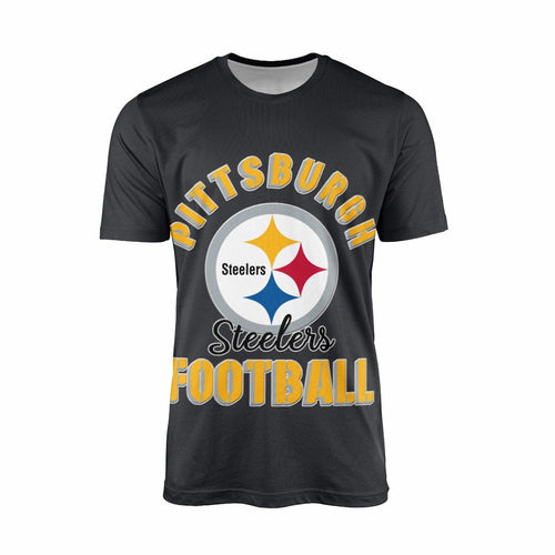Steelers Team T-shirts For Men-Heroinhere