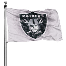 Load image into Gallery viewer, Raiders Logo Flag 4*6 ft-Heroinhere