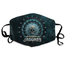 Load image into Gallery viewer, Jaguars Anti-infective Polyester Face Mask-Heroinhere
