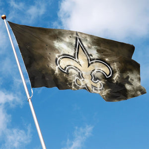 Saints Illustration Art Flag 3*5 ft-Heroinhere