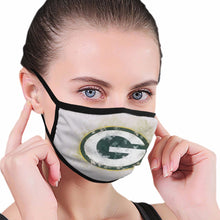 Load image into Gallery viewer, Packers Logo Anti-infective Polyester Face Mask-Heroinhere