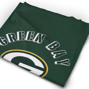 Packers Football Team Multi-Functional Seamiess Rave Mask Bandana-Heroinhere