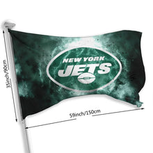 Load image into Gallery viewer, Jets Illustration Art Flag 3*5 ft-Heroinhere