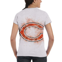 Load image into Gallery viewer, Bears Logo T Shirts For Women-Heroinhere
