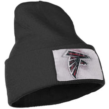 Load image into Gallery viewer, Falcons Logo Knit Hat Cap-Heroinhere