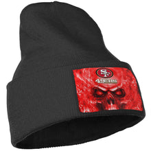 Load image into Gallery viewer, 3D Skull 49ers Knit Hat Cap-Heroinhere