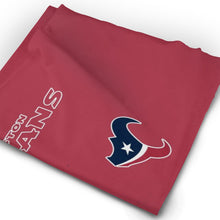 Load image into Gallery viewer, Texans Team Multi-Functional Seamiess Rave Mask Bandana-Heroinhere