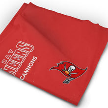 Load image into Gallery viewer, Buccaneers Team Multi-Functional Seamiess Rave Mask Bandana-Heroinhere