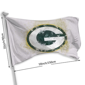 Packers Logo Flag 3*5 ft-Heroinhere