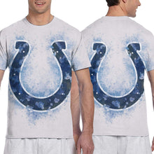 Load image into Gallery viewer, Colts Logo T Shirts For Men-Heroinhere