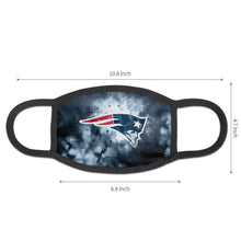 Load image into Gallery viewer, Patriots Illustration Art Anti-infective Polyester Face Mask-Heroinhere