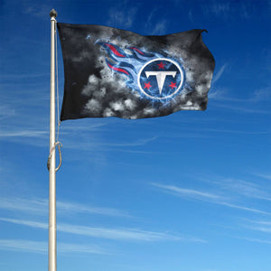 Titans Illustration Art Flag 4*6 ft-Heroinhere