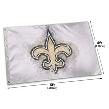 Load image into Gallery viewer, Saints Logo Flag 4*6 ft-Heroinhere