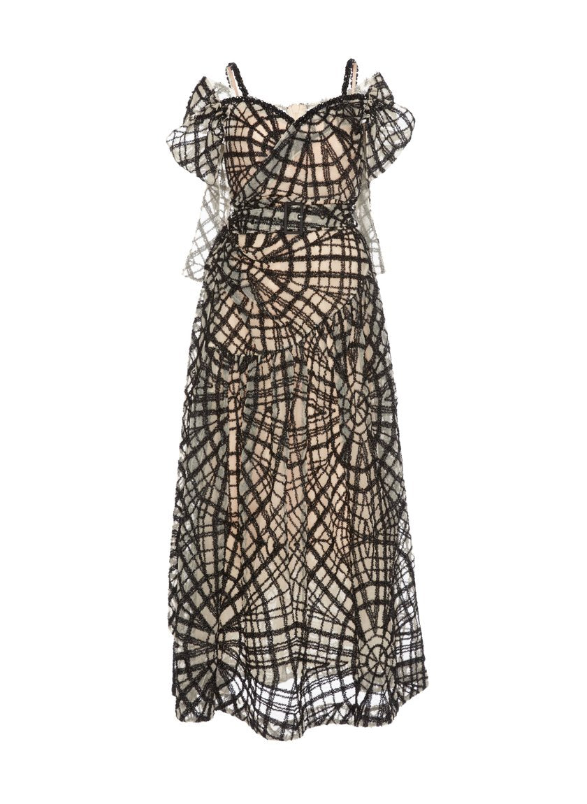 Spiderweb Dress