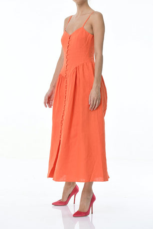 Mischa Hemp Dress