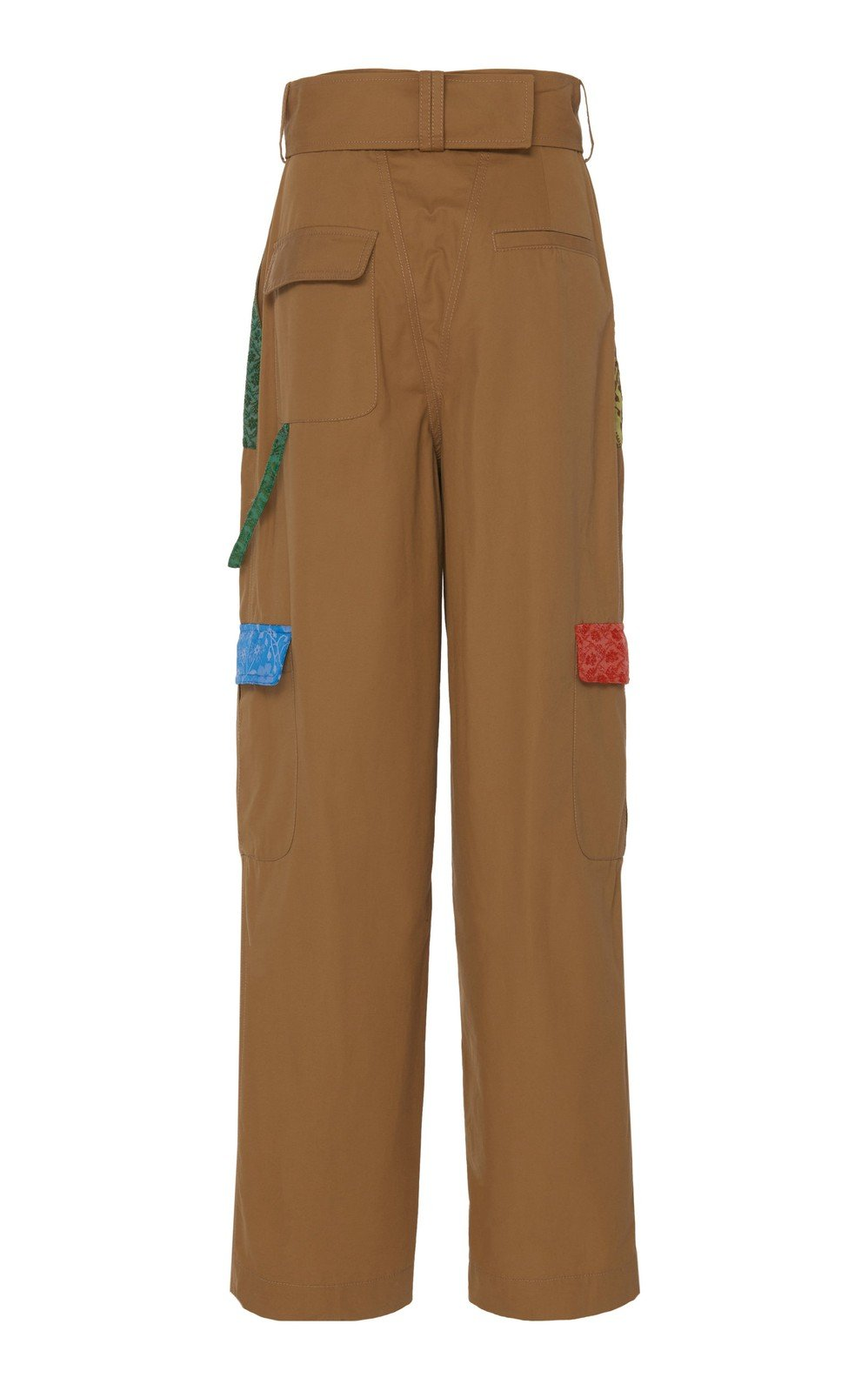 Patchwork Pants