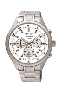 Seiko Watch Waterproof SKS583P