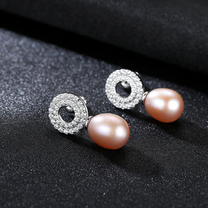 PAG&MAG earrings with 3A zircon