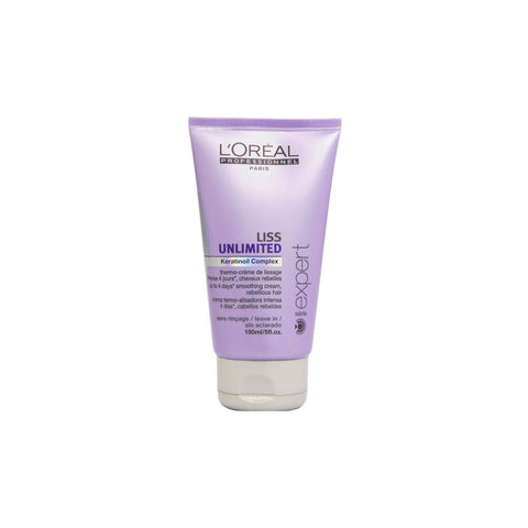 L'Oreal Liss Unlimited Thermal Blowdry Cream 150ml