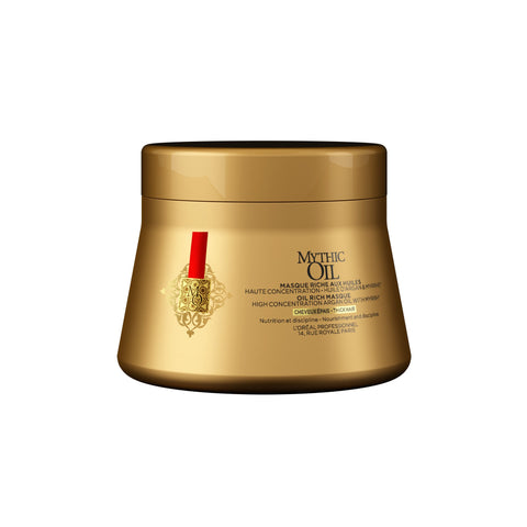 L'Oreal Professional Mythic Oil Masque For Thick Hair 200ml