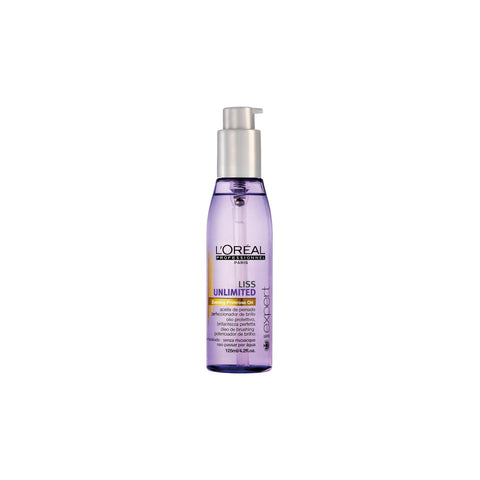 L'Oreal Liss Unlimited Blow Dry Oil 125ML