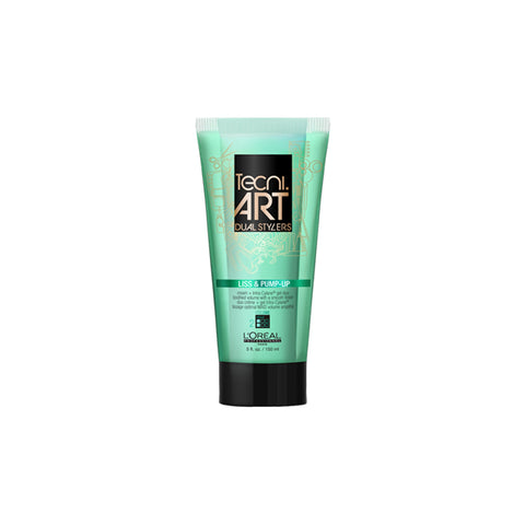 L'Oreal Professional Tecni Art Dual Stylers Liss & Pump Up 150ml