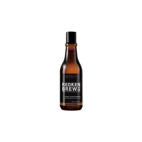 Redken Brews Extra Clean Shampoo 250ml